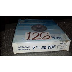 """Econo Roll 2"""" x 50yds Gr. 60"""