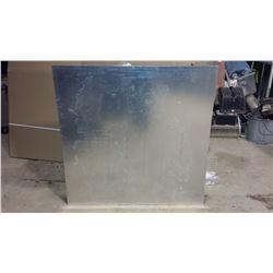 "Aluminum Sheet 48"" x 48""  x (less than) 0.065"