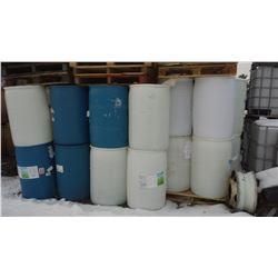 Barrel White or Blue