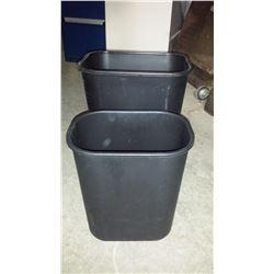 Set of Trash Can