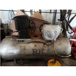 RK Compressor 5hp 220v