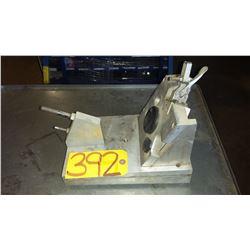 Aluminum clamping Block