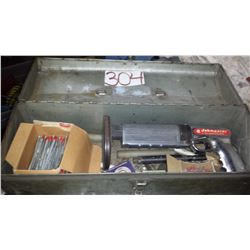 ToolBox with JobMaster Ramset