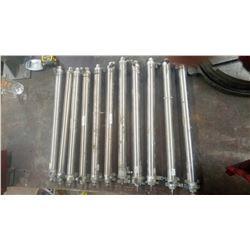 Cylindres pneumatiques.