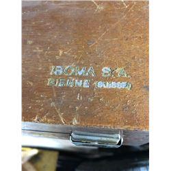 ISOMA microscope 30 iso
