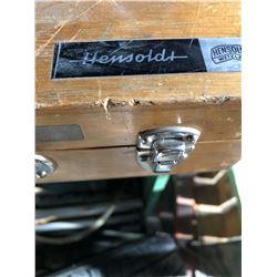 Hensoldt/ DECKEL microscope MT4