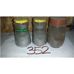 Case of Metalizing Powder