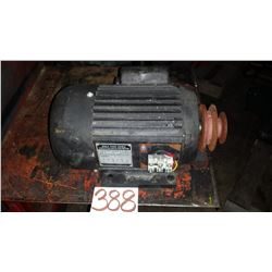 Electric Motor 220v 1ph 2HP