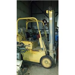Hyster short ForkLift 8000lbs with extension and tune up January 2020