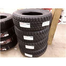 Set of 4 New ANTARES SMTA7 Tires - LT265/70R17