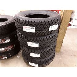 Set of 4 New ANTARES SMTA7 Tires - LT265/70R17