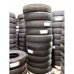 Set of 10 New Regional AT160 All Position Commercial Tires - 11R22.5 16 ply Load Range 'H'
