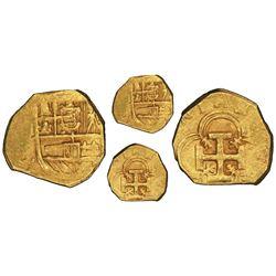 Seville, Spain, cob 2 escudos, Philip III, assayer D, PCGS MS61, ex-Santa Margarita (1622, designate