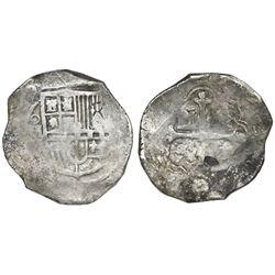 Mexico City, Mexico, cob 8 reales, (161)9/?(D).