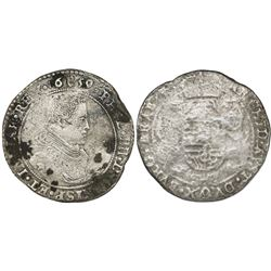 Brabant, Spanish Netherlands (Antwerp mint), portrait ducatoon, Philip IV, 1659.
