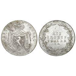 Nassau (German States), taler, Wilhelm, 1817CT-L.