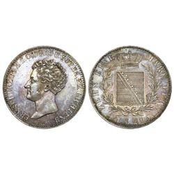 Saxe-Coburg-Gotha (German States), taler, Ernst I, 1829EK, rare.