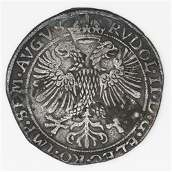 Campen, Netherlands (Holy Roman Empire), 6 stuivers (schelling), Rudolph II (1590-1612).