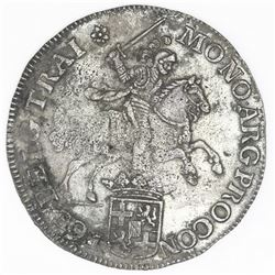 "Utrecht, United Netherlands, ""rider"" ducatoon, 1711."