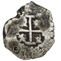 Potosi, Bolivia, cob 8 reales, 1744q.