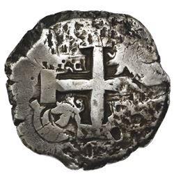 Potosi, Bolivia, cob 8 reales, 1767(V)-Y.