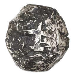 Potosi, Bolivia, cob 8 reales, 1771V-(Y).