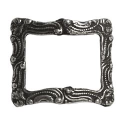 Ornate silver buckle, ex-Colossus (1798).
