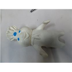 Pillsbury Dough Boy Rubber Figure 1971