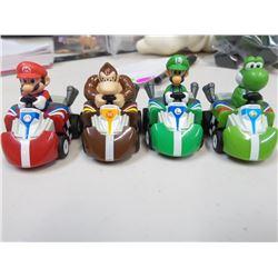 Ninetendo Zoro; Mario Cart Racers