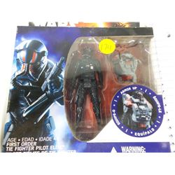 Star Wars First Order Pilot Sealed in Package