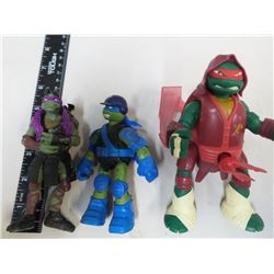 2013 & 2014 Via Con Teenage Mutant Ninja Turtles Paramont Pictured