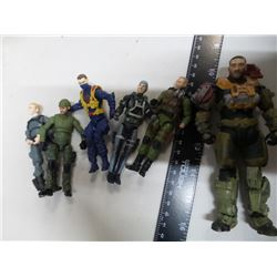 Army type Action figures