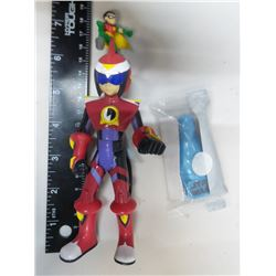 Megaman & Star Wars Action Figure & Robin
