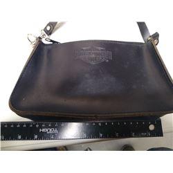 Harley Davidson Leather Purse