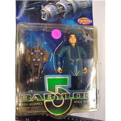 Babalyon 5 Viorcotto Action Figure Sealed in package