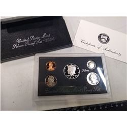 1994 Silver Mint Coin Set