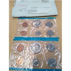 1971 Mint Coin Set