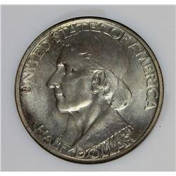 1937 BOONE HALF DOLLAR