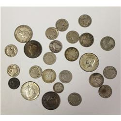 GROUP LOT OF COINS - SEE DESCRIPTION