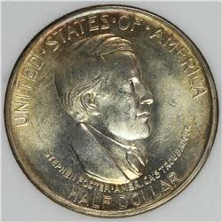1936-D CINCINNATI HALF DOLLAR
