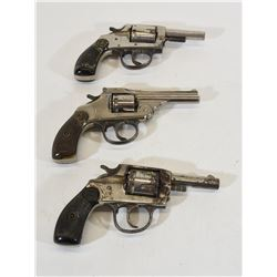 Box Lot Iver Johnson Prohibited Handguns