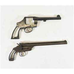 Box Lot S&W Restricted Handguns