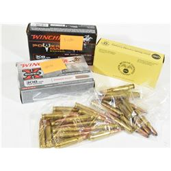 66 Rounds Mixed 308 Ammunition