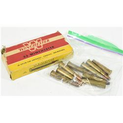 27 Rounds Winchester 33 Win in Vintage Box