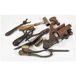 Vintage Hand Reloading Tools