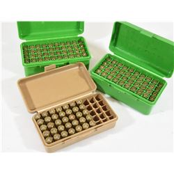 135 Rounds Mixed 380 Automatic Ammunition