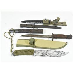 Box Lot Bayonets