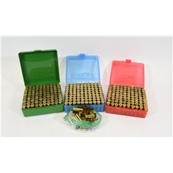 300 Rounds 44-40 Reloads and 33 New Brass