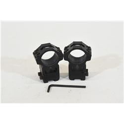Set of One Inch Scope Rings