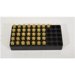 36 Rounds Factory 40 S&W
